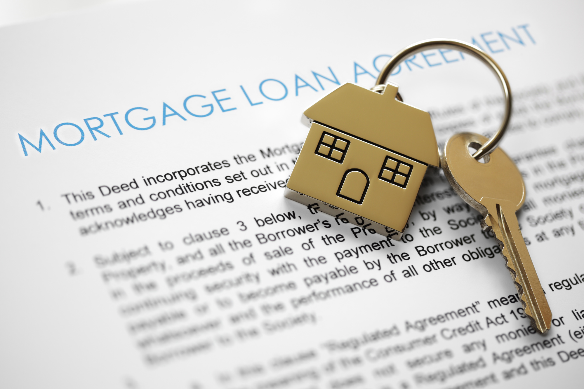 Mortgage Rates Are at a Record Low
